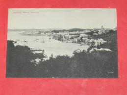 BERMUDA / BERMUDES    1902   HAMILTON HARBOR    CIRC NON EDITION - Bermudes
