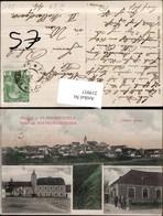 219937,Gruß Aus Wolframitzkirchen Olbramkostela Totale Skola Obehod Mehrbildkarte - Ohne Zuordnung