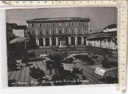 PO6236D# CASERTA - AVERSA - PIAZZA MUNICIPIO DALLA TERRAZZA FARINARO  VG 1959 - Aversa