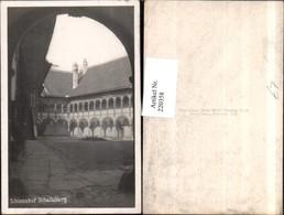 220358,Schlosshof Schallaburg Hof Arkaden - Autriche