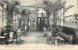- Depts Div.-ref-JJ 13- Puy De Dome - La Bourboule -  Publicite Palace Hotel - Salon De Reception - Hotels - - La Bourboule