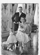 MONACO - Lot 6 CPSM Sur Le Couple Princier Et Leurs Enfants - 6 Scans - Monaco