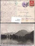 221906,Lago Di Lugano Ponte Di Melide Kt Tessin - TI Ticino
