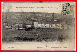 55 - MONTZEVILLE --  Vue Panoramique - France