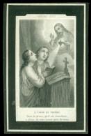 Doodsprentje ( A 238 )  De Breuck / Vincke  -  Brugge  Bruges St.Pieters - Op - Den - Dyk ( Scheepsdaele )  1878 - Obituary Notices