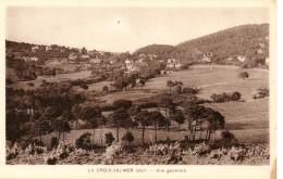 CP - LA CROIX VALMER - VUE GENERALE - COULOMB - - Francia
