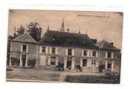 ANZY-LE-DUC : Château Du Lac - Très Bon état - Otros Municipios