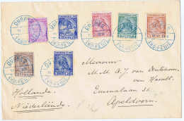 Albania  Cover Durres To  Apeldoorn Holland Possible From First Ever UN Police Force (from Holland)  Mi 39-34
