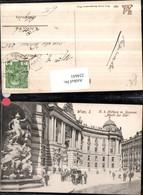 224641,Wien 1 K. K. Hofburg M. Brunnen Macht Zur See Statuen - Ohne Zuordnung
