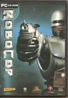 ROBOCOP PC-ROM - Giochi PC