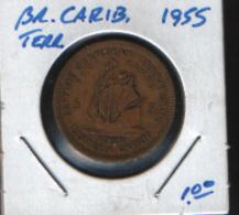 British Carribean Territories (1955) - 5 C - Britse Caribische Gebieden