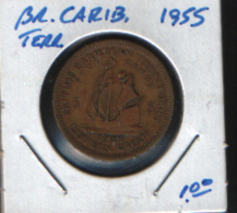 British Carribean Territories (1955) - 5 C - British Caribbean Territories