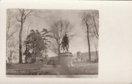 CP Photo Novembre 1916 CAMBRAI - Un Parc, Le Monument Blériot, Le Collège Transformé En Hôpital Militaire ?? (A151, Ww1) - Cambrai