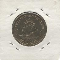 British Carribean Territories (1981) - 1 $ - East Caribbean States