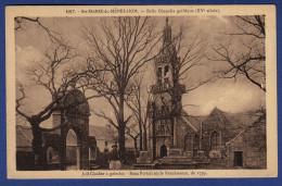 29 PLOMODIERN Sainte-Marie Du Ménez-Hom, Chapelle Gothique  - Animée - Plomodiern