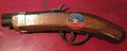 PISTOLA GUN D'EPOCA MADE IN USA   RIPRODUZIONE SCALA 1:1 - Other