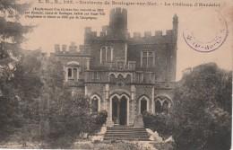 BOULOGNE SUR MER  NEUFCHATEL Château D'Hardelot - Boulogne Sur Mer