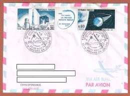 10e Anniversaire Lancement Fusée Diamant B St Médard En Jalles - Telecom