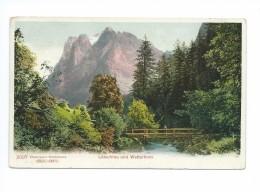 Lütschine Und Wetterhorn - BE Berne