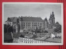 Kraków / Krakau - Wawel - Zamek Krol - Polen