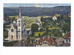 Biel Französische Kirche Bienne Eglise Française 1924 - BE Bern