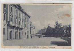 Cisterna Di Littoria Comune  -veduta-1900 - Latina