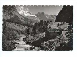Im Kandertal Bei Mitholz 1954 - BE Berne