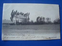 SILLY : Villa WEYMEERSCH (con Du Parc),en 1904 - Silly