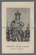 EM1998 MADONNA DELLE GRAZIE PATRONA DI TORITTO BARI Santino Holy Card - Religione & Esoterismo