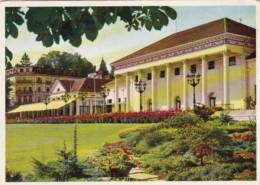 Germany Baden-Baden Kurhaus 1954