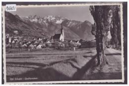 LIECHTENSTEIN - SCHAAN - TB - Liechtenstein