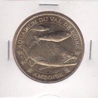 Monnaie De Paris : Aquarium Du Val De Loire - Les Carpes -  2012 - Monnaie De Paris