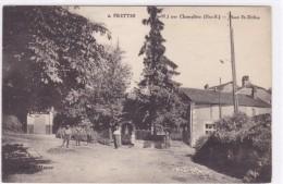 Haute-Saône - Frettes - Place St-Didier - Zonder Classificatie