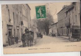 34- Saint Pons  Avenue De Beziers Ttbe - Saint-Pons-de-Mauchiens