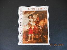 N° 3289 Neuf ** - Antoon Van Dyck - France