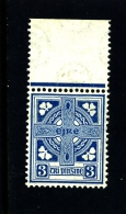 IRELAND/EIRE - 1923  3d.  CROSS  SE WMK  MINT NH  SG 76 - 1922-37 Stato Libero D'Irlanda