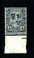 IRELAND/EIRE - 1923  4d.  ARMS  SE WMK  MINT NH  SG 77 - 1922-37 Stato Libero D'Irlanda