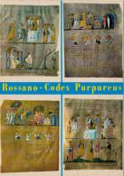 ROSSANO (CS)  CODEX  PURPUREUS  VI  SEC.   PROCESSO A GESU'      (VIAGGIATA) - Cosenza