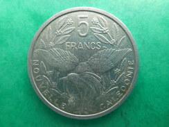 New Caledonia 5 Francs 1983 - Nouvelle-Calédonie