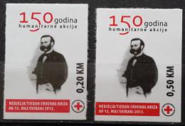 Bosnia And Hercegovina, 2013, Red Cross, (MNH) - Bosnia And Herzegovina