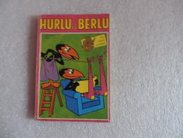Hurlu Et Berlu (Album) : N° 1, Recueil 1 (01, 02, 03) - Sonstige