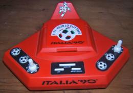 ITALIA 90 FIFA WORLD CUP - VIDEOGIOCO ELETTRONICO CON DOPPIO SCHERMO - Console