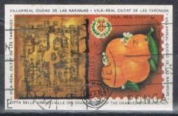 Viñeta  VILLARREAL (Castellon), Ciudad De La Naranjas º - Errors & Oddities