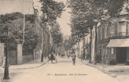92 - ASNIERES - Rue De Bretagne - Asnieres Sur Seine