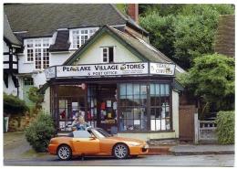 "PEASLAKE VILLAGE STORES, SURREY (DURING BBC FILMING ""JEKYLL"") - Surrey"