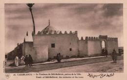 DM  2  CASABLANCA   NON ECRITE - Casablanca