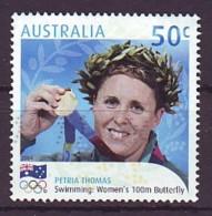 AUSTRALIEN - 2004 - Olympische Spiele - Gestempelt - Gebraucht