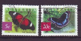 AUSTRALIEN - 2004 - MiNr. 2307+2308  - Gestempelt - Gebraucht