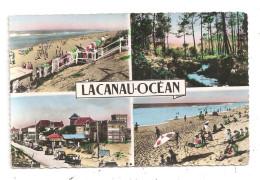 Lacanau-Océan - Multi-vues (B.3145) - Autres Communes