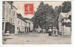 BORT - Place Du Poids-de-Ville - Petite Animation - édit. V.D.C. - Autres Communes